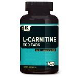 L-Carnitine 500 мг - Фитнес БГ