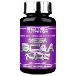 Mega BCAA 1400 - Фитнес БГ