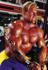 Тренировка за гръб на Джей Кътлър - Фитнес БГ